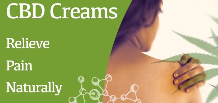 cbd creams to relieve pain naturally