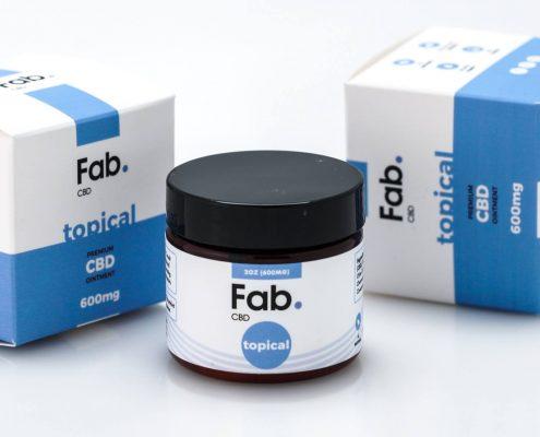 Our Best CBD Cream For Pain CBDFAB
