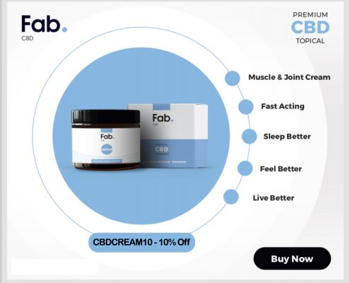 Top CBD Arthritis Cream