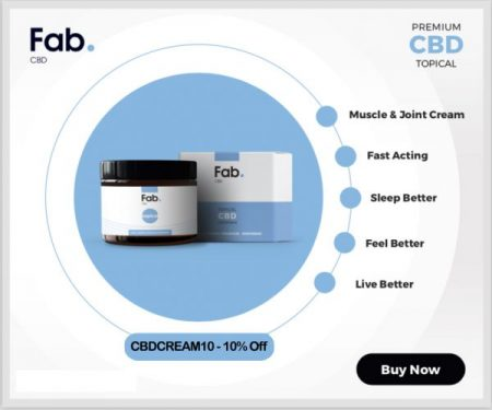 Our top recommend cbd cream for pain