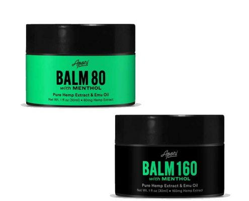 Our Top Choice for CBD Balms