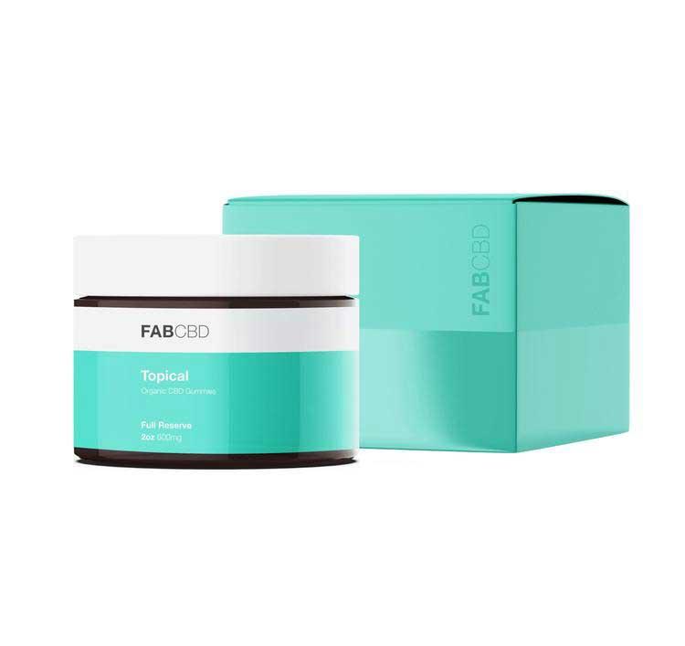 fabcbd - cbd cream