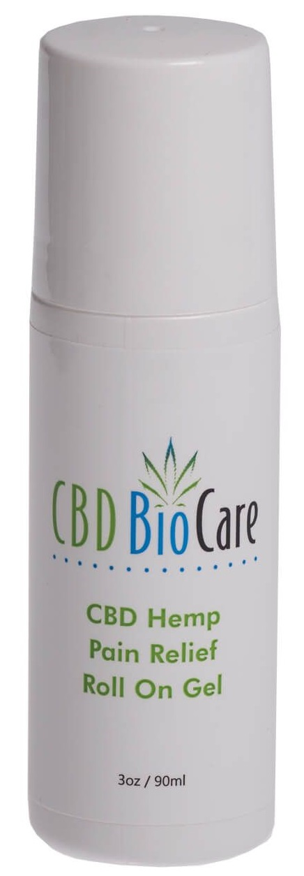 CBD BioCare – CBD Pain Roll-On
