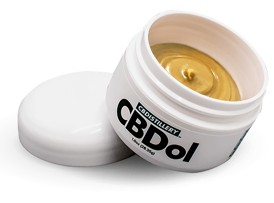 CBD Distillery CBDol Topical – CBD
