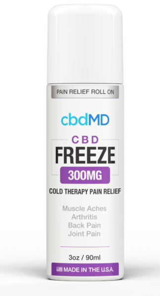 CBDMD – CBD Freeze Pain Relief