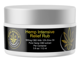 Pure Source – CBD Relief Cream