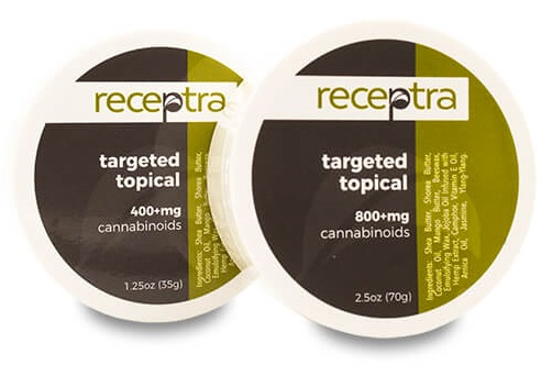 Receptra Targeted Cream